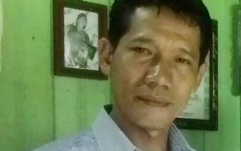 Direktur RSUD Kuala Kapuas dr Soemarno Sosro atmodjo, dr Agus Waluyo