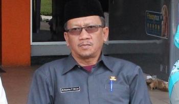 Kepala Disperindag Kalteng Katma F Dirun.