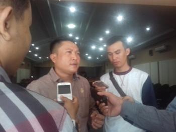 Ketua Badan Pembentukan Peraturan Daerah DPRD Kabupaten Kotawaringin Timur Dadang H Syamsu.