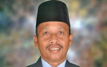 Eko Riadi, Ketua Komisi Pemilihan Umum Kota Palangka Raya.