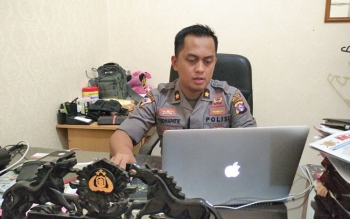Kabag Ops Polres Barito Utara Kompol RAS Yudhapatie.