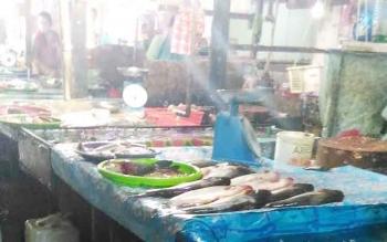 Harga Ikan di Gunung Mas masih Stabil