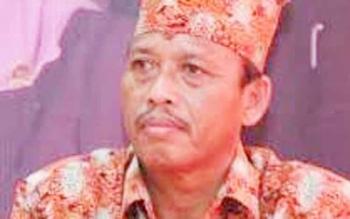 Ketua KPU Kota Palangka Raya Eko Riadi.