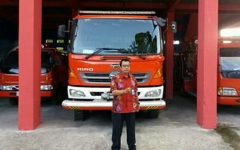 Wawan Berlison, Kepala Bidang Pencegahan dan Peningkatan Kapasitas Sumber Daya Manusia (SDM), Dinas Pemadam Kebakaran dan Penyelamatan Kota Palangka Raya