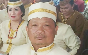 Anggota DPRD Gumas, Iswan B Gumas.