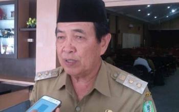 Wakil Buapti Kotim HM Taufiq Mukri.