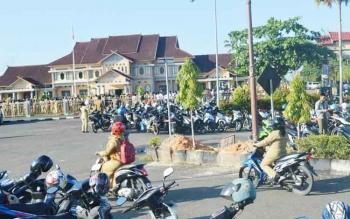 Aktivitas para ASN di Kota Puruk Cahu, Kabupaten Murung Raya