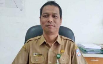 Plt Kepala Dinas Ketahanan Pangan Kabupaten Murung Raya, Ferdinand Wijaya
