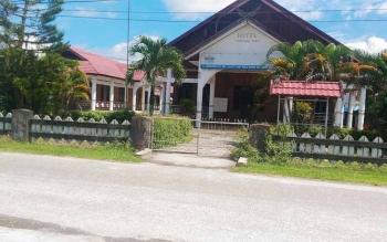 Hotel Gunung Mas di Jalan Sangkurun, Kota Kuala Kurun, Kabupaten Gunung Mas.