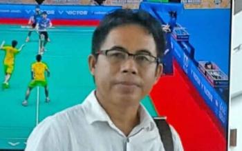 Ketua LPPD Kabupaten Gumas, Herbert Y Asin.