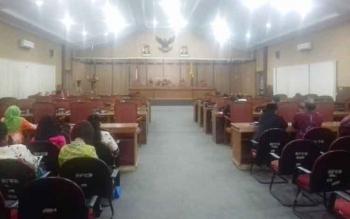 Paripurna pengajuan Raperda Inisiatif DPRD Kotim.