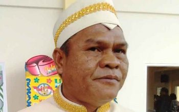 Anggota DPRD Kabupaten Pulang Pisau, Agus Peternady.