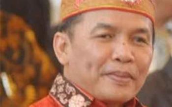 Ketua Dewan Adat Dayak Kalimantan Tengah Agustiar Sabran