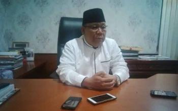 Ketua DPRD Mura, Gad F Silam.