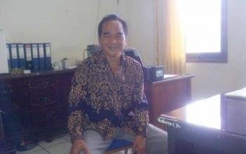 Ketua DPRD Barsel Tamarzam.