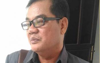 Anggota DPRD Gumas Untung J Bangas.