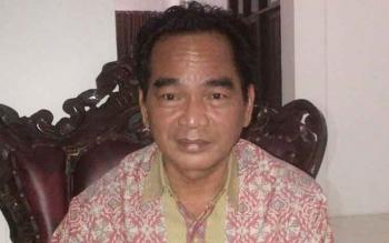 Tamarzam, Ketua DPRD Barito Selatan