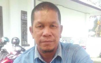 Ketua Komisi IV DPRD Kabupaten Kapuas Lawin