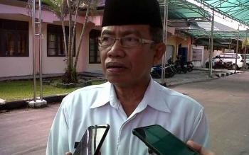 Kepala Kemenag Kota Palangka Raya, Baihaqi