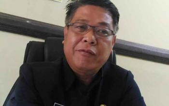 Kepala Dinas Pemberdayaan Perempuan dan Perlindungan Anak Kabupaten Gunung Mas, Rumbun.