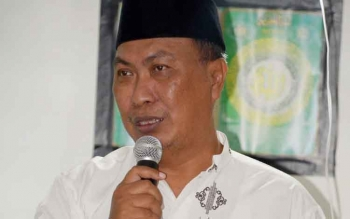 Wakil Wali Kota Palangka Raya, Mofit Saptono Subagio.