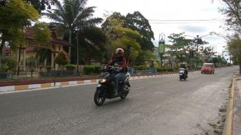 Pengendara sepeda motor wanita di Pangkalan Bun rawan pelecehan seksual saat melewati jalan sepi