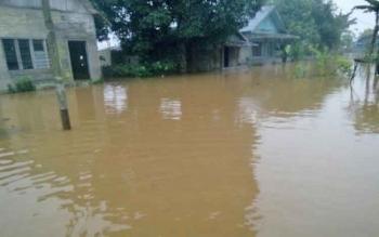 Empat Kecamatan di Katingan Banjir Lagi