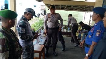 Dua Korban Selamat Kapal Tenggelam di Seruyan Berhasil Dievakuasi Dari Lautan