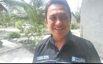 Pekerja Sosial Kementerian Sosial RI Dadang Abdul Rahman