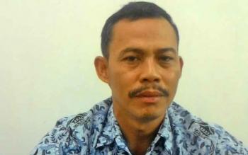 Kepala Bidang Bina Marga (BM) Dinas Pekerjaan Umum Penata Ruang Perumahan Kawasan Pemukiman (DPUPRKP) Kapuas Teras