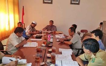 Komis III Gelar RDP Dengan Kontraktor Proyek Tahun Jamak