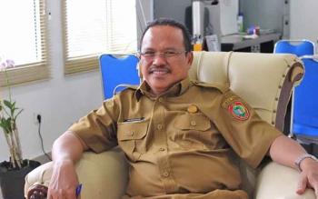 Kepala Bakeuda Kalteng, Nuryakin