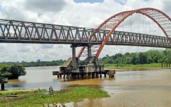 Warga Pesisir Sungai Kahayan Diimbau Jangan Lengah Awasi Anak