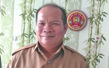 Kepala Dinas Pertanian dan Ketahanan Pangan Kabupaten Gumas, Kardinal