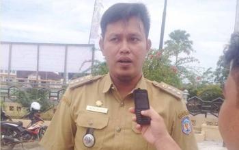 Camat Uut Murung, Indra Wijaya.