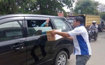 Berbagai Organisasi di Kotim Galang Bantuan untuk Korban Banjir Katingan