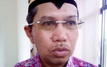 Kepala Pelaksana Badan Penanggulangan Bencana Daerah Kalteng R Syahril Tarigan.