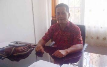 Kasi Hubungan Hukum Pertanahan BPN Barsel Kantan.