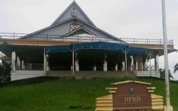 Gedung DPRD Kabupaten Murung Raya