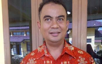 Kepala Badan Pusat Statistik (BPS) Kabupaten Sukamara, Tony Saputra.