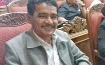 Anggota Komisi IV DPRD Kotim, M Shaleh