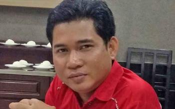 Jhon Krisli, calon Wali Kota Palangka Raya.