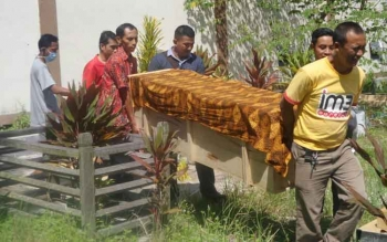 Kasihan, Sejak Dirawat di RSUD Dr Murjani Sampit hingga Meninggal Tidak Ada Keluarga yang Menjenguk
