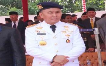 Gubernur Kalimantan Tengah Sugianto Sabran