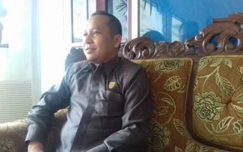 Anggota Komisi I DPRD Kotim, Syahbana.