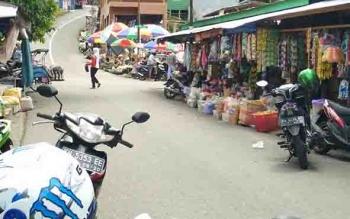 Pemkab Barito Utara Didorong Menata Pasar