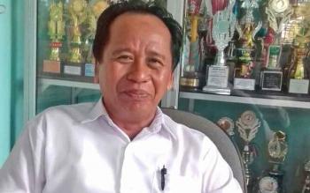 Kepala MIN Selat Kuala Kapuas Mulyadi.