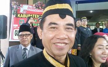 Asisten III Setda Provinsi Kalteng, I Ketut Whidi Wirawan.