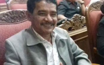 Wakil Ketua Komisi IV DPRD Kotim, M Shaleh.