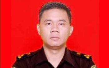 Kasi Pidana Umum Kejaksaan Negeri Gunung Mas, Rudi Sutanta.